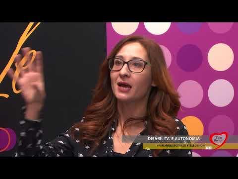 FEMMINILE PLURALE 2017/18 - Disabilità e autonomia