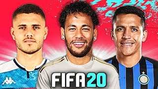 OFFERTA ASSURDA per NEYMAR dal REAL! 🤑 TOP 10 TRASFERIMENTI FIFA 20 - ESTATE 2019 | Icardi, Sanchez