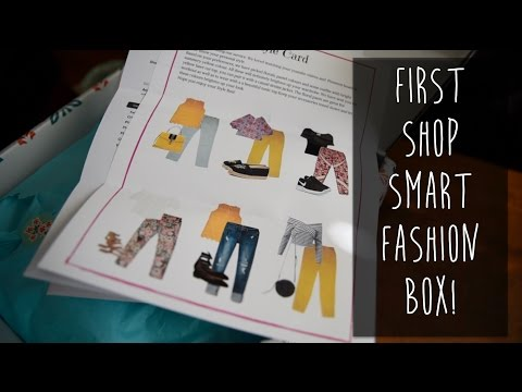 Shop Smart Fashion, First Box