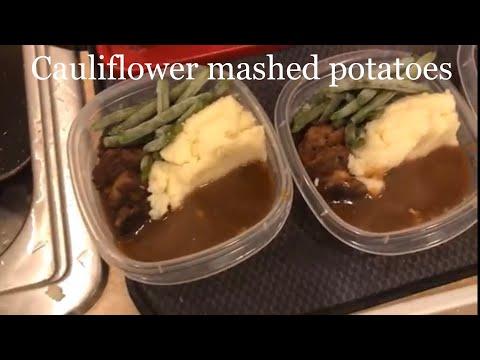 I Made Fake Mashed Potatoes 🥔