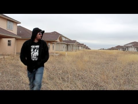 Texas Zombie Town - ABANDONED Housing Development