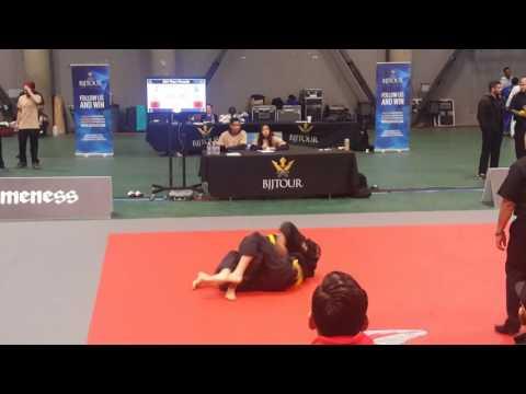 BJJ TOUR - NEVADA Gold Medal Match