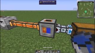 Minecraft - How to make a infinite Lava/Obsidian Farm (tutorial)