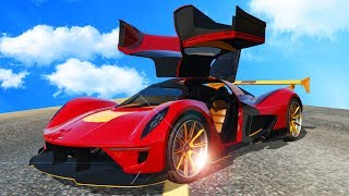 INSANE $3,000,000 SUPERCAR?! (GTA 5 Funny Moments)