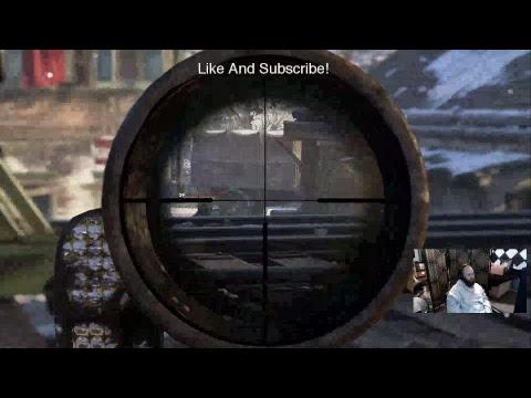 "Call of Duty WW2 Live Stream - Controller Switch ""Bumper Jumper"" Layout"