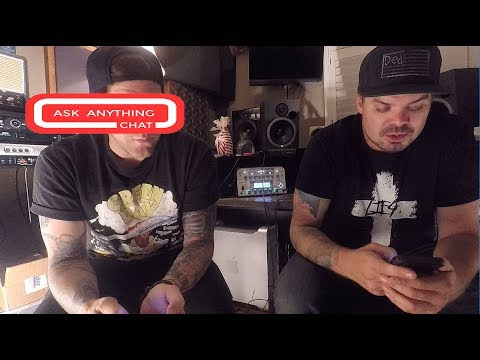 Ded Talk About Their Fans Wearing White Lenses & The Perfect Ded/KORN Song. Watch Final Part