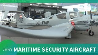 Paris Air Show 2019: Diamond Aircraft launches new DA62 MSA maritime security aircraft