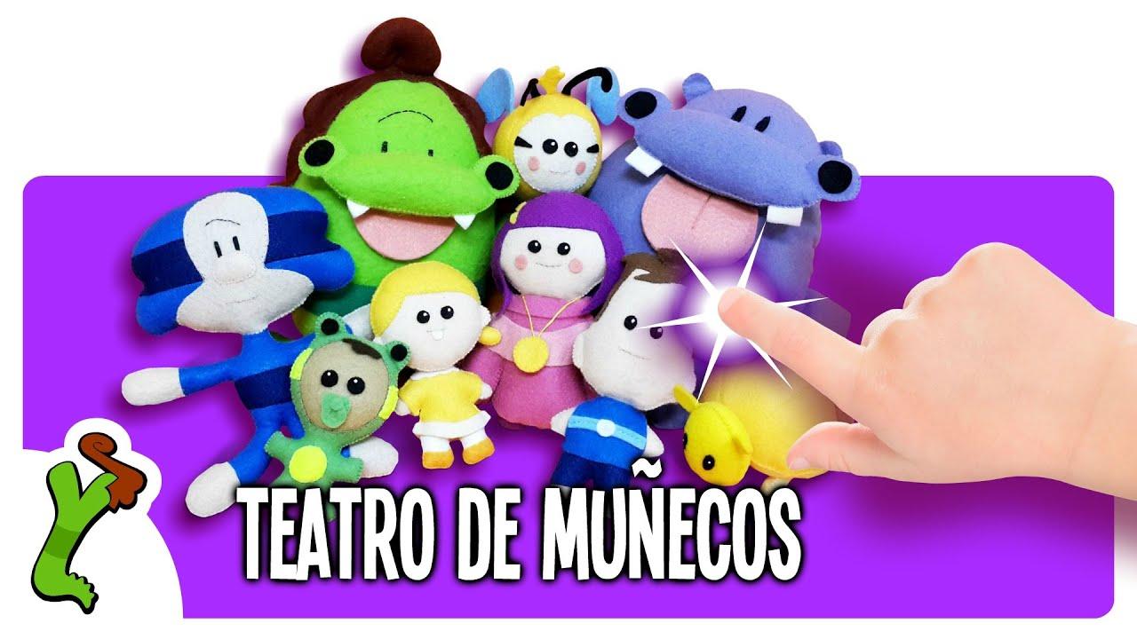 Yacarelvis y Amigos - Muñecas divertidas