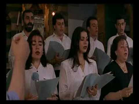 Syriac choir of Nouri Iskander, Aleppo