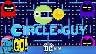 Teen Titans Go! auf Deutsch | 8-Bit Raven vs. Circle Guy