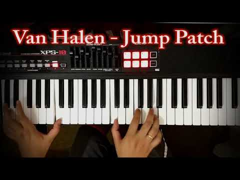 Roland Xps 10 Review Patch JUMP - timbre - sample