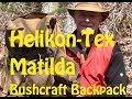 Helikon Tex Matilda Bushcraft Backpack