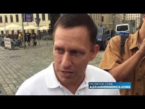Peter Thiel Goes Full Retard on Libertarianism