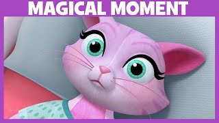 Doc McStuffins | Willow's Whisker Trouble - Magical Moment ✨ | Disney Junior UK