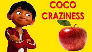 Coco Craziness 1 -  Moana is Miguel's Ancestor