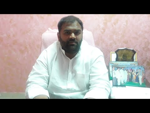 Today TRS Office Speach Md Ameen Uddin Corporators Moulali. ex concealer ayub khan moulali 138  Divi