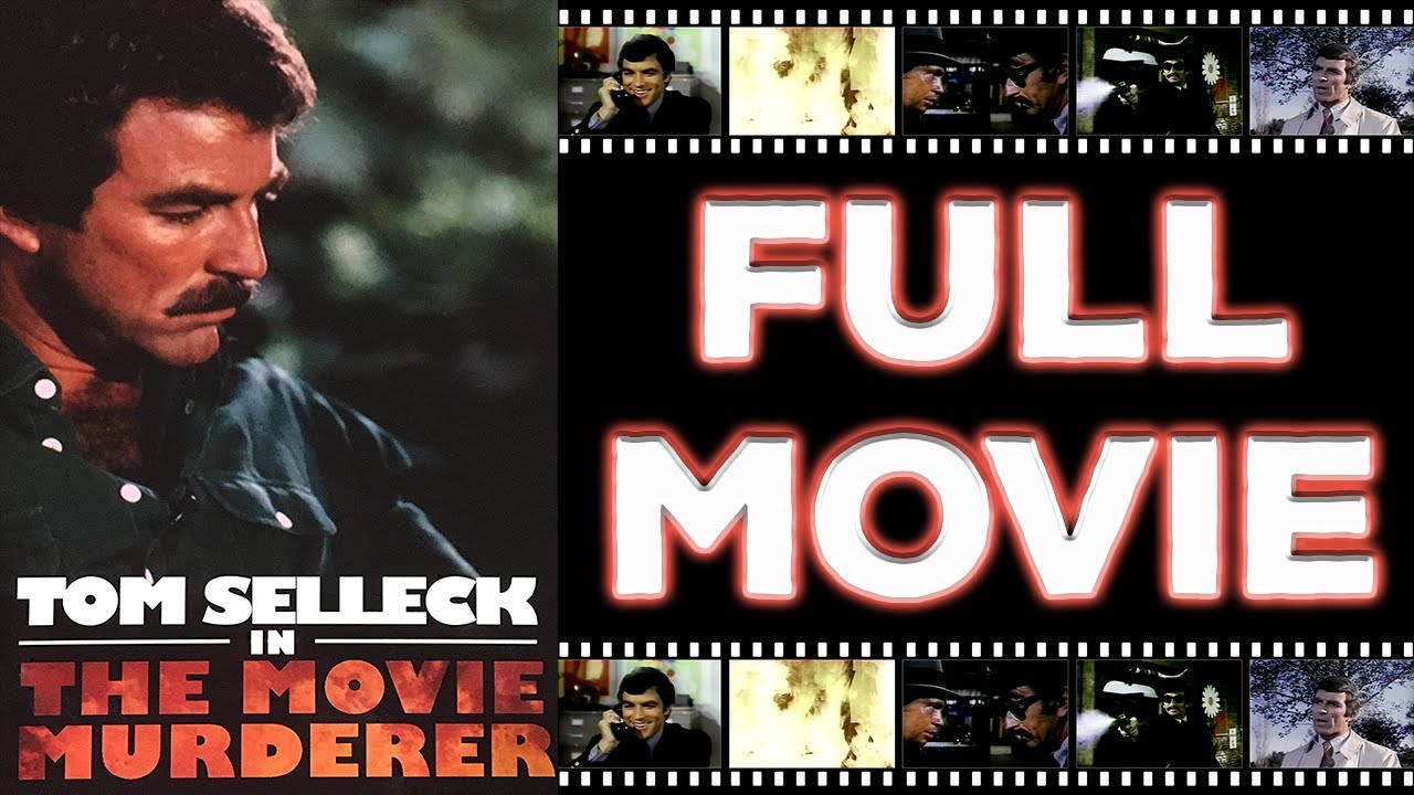 Download The Movie Murderer (1970) Tom Selleck - Crime Mystery HD