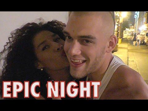 EPIC COLOMBIA NIGHT - Ricky Martin Video Dreh & Chicks ansprechen in Cartagena