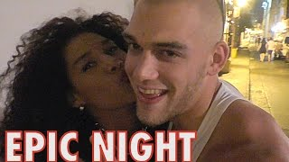 EPIC COLOMBIA NIGHT - Ricky Martin Video Dreh & Chicks ansprechen in Cartagena