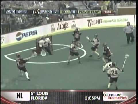 2006 National Lacrosse League Western Division Final