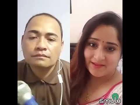 SMULE   Kabhi Main Kahoon   Lamhe 1991   Hariharan & Lata Mangeshkar.