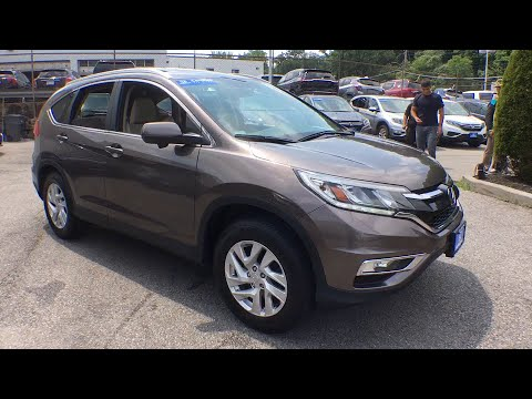 2016 Honda CR-V White Plains, New Rochelle, Westchester, Scarsdale, Greenwich, NY U29827P
