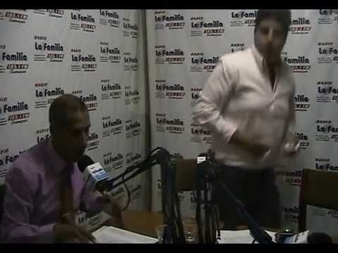 HABLEMOS DE SEGURIDAD POR RADIO LA FAMILIA 105. FM