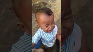 vuclip Gara2 dipaksa mandi anak ini malah...