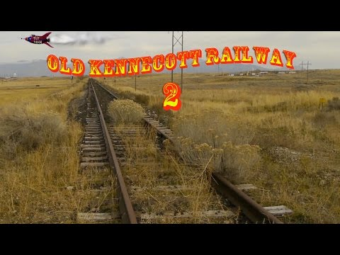 Abandoned Kennecott  Railroad
