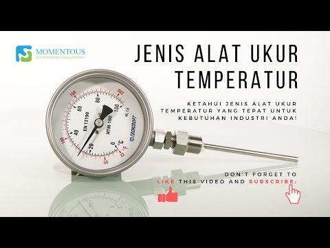 Kenali Jenis Alat Ukur Temperatur dan Fungsinya!
