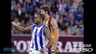 Flashback: Round 21, 2002 - North Melbourne v Hawthorn