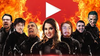 HUNGER GAMES YOUTUBE