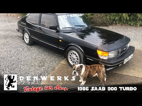 1986 Saab 900 Turbo Coupe - DENWERKS
