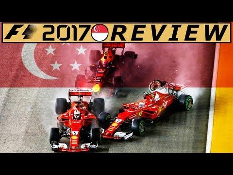 Singapur GP Diskussion Livestream auf Twitch (F1 2017) - STARTCHAOS IN SINGAPUR