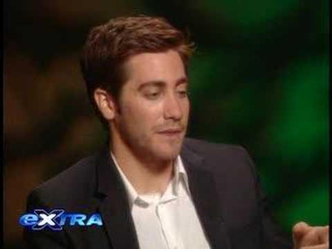 Jake Gyllenhaal Getting in shape for Jarhead