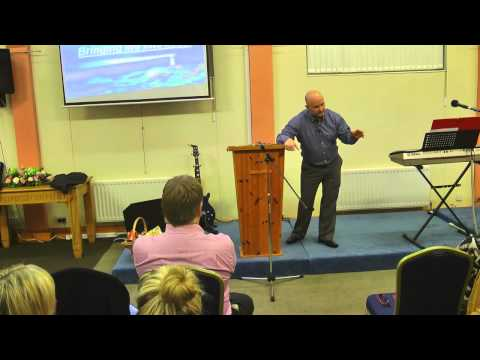 'Be Patient and Wait for God' by Pastor Pat Fitzgerald