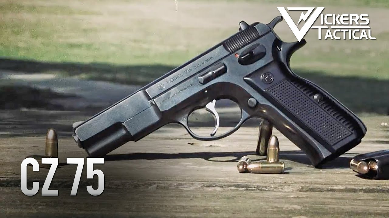 First Model Cz 75 Youtube
