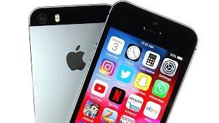 iPhone 5S iOS 12 Beta 12 vs SE!