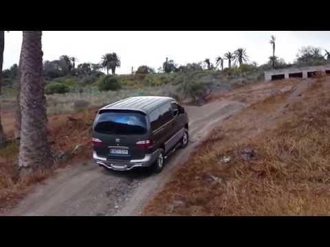Hyundai H1 4x4 Barranco Seco