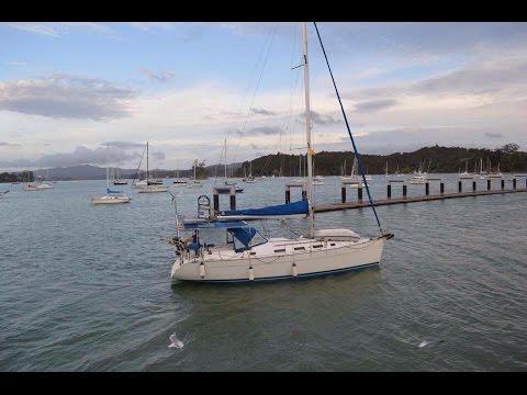 Solo Sail Fiji To New Zealand November 2015