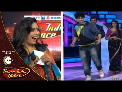 RAGHAV ENTRY In Wild Card Special - Dance India Dance Season 3