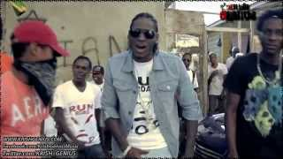 Aidonia - Tip Pon Yuh Toe (Raw) [Full] Sept 2012