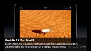 Nowe iPady w minutę - iPad Air 2 i iPad Mini 3 na październikowej konferencji Apple 2014