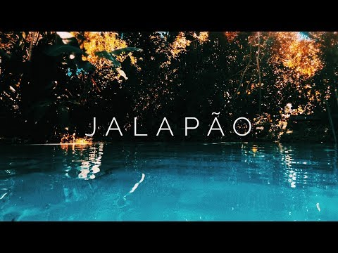 JALAPÃO - Tocantins, Brasil | 4K Ultra HD