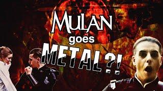 """Defiler - """"I'll Make A Man Out Of You"""" (Mulan Cover)"""