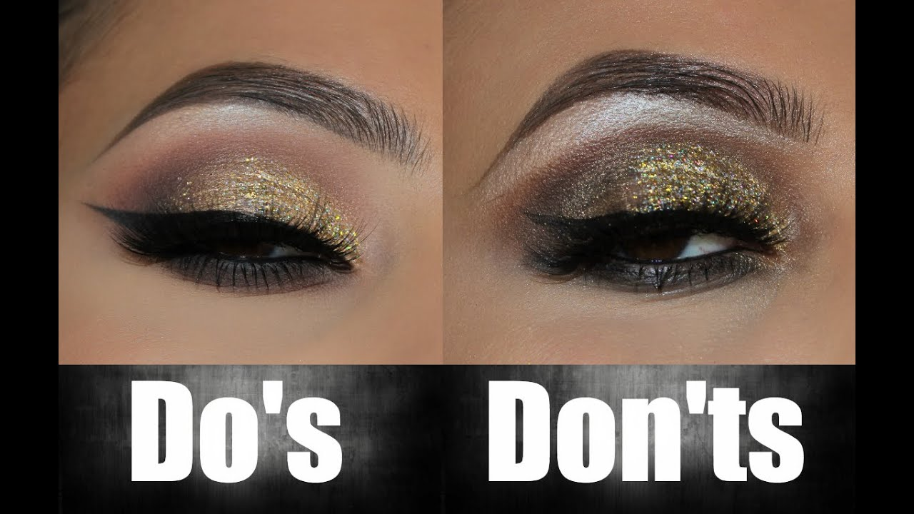 Eyeshadow Do S And Don Ts Amys Makeup Box Youtube