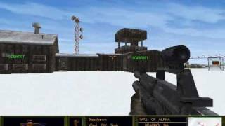 Delta force 2 Gameplay : Mission 1 Cold Storage