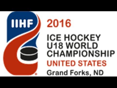 u18 world hockey