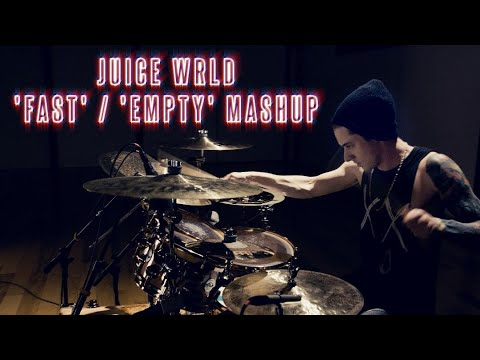 Luke Holland - Juice WRLD Mashup - 'Fast' / 'Empty' Drum Remix