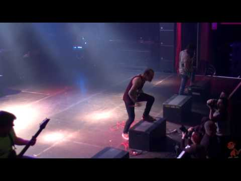 August Burns Red,the eleventh hour,LIVE@,ancienne belgique,2012,1080,FULL HD